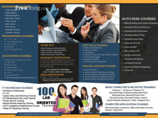 Best Training Center for Computer Courses in Dubai